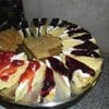 บลูเบอร์รี่ชิสเค้ก และ สตอเบอร์รี่ชิสเค้ก