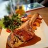 Pork Chop ยัดไส้แฮม เห็ด ชีส ราดซอสมัสตาร์ดจานเด็ดของร้าน