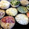 wok fry selections