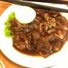 หมูหมัก หมูย่างเกาหลี