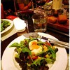 1st course - SALAD my way; English or Not