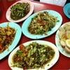 ตำสับปะรดไทย, ตำถั่ว, ตำไทยปลาหมึก, ตำแตง, No MSG, เผ็ดกลางเปรี้ยวหวาน :)