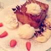 Honey Toast @Rabbit Cofee&bekery