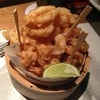 Fried Calamarii