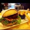 Deep Fried Pork Burger