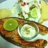สเต็กปลาแซลมอล