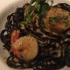 Black Linguine With Shrimp