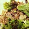 คั่วไก่เพิ่มผัก ใช้ไก่บ้านเหนียวนุ่มเช่นเคย ฟินนนน