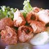 หอยจ๊อปูทอดร้อนๆอร่อยๆ
