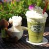 Matcha Green Tea @ Bunfe'