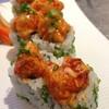 อร่อยของแท้ต้องที่นี้เลยครับ. Rainbow Roll Sushi. At Siam@Siam Hotel