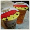 ชานมเฮเซลนัท & ชาเขียวมะลิ