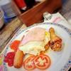 """ข้าวผัดอเมริกัน-อาหารอย่างหนึ่งที่ฝรั่งอยากถามว่า """"ไอไปสอนยูทามตังแตเมือร่าย?"""""""