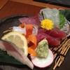 Sashimi รวมที่เล็ก (480.-)
