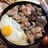 ไข่กะทะ feat. หมูกะทะ :: สองความอร่อยที่ยากจะลืมลง