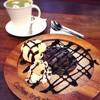 Chocolate Lava + Vanilla Ices Cream