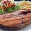 สเต็กปลาแซลม่อน