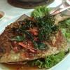 ปลาจะละเม็ดสามรส อร่อยจุงเบย