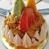 Fresh fruit palova ^^