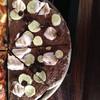 พิซซ่าหน้า Chocolate Banana Marshmallow อร่อยและแปลกดีครับ