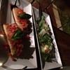 Pomodoro, Parmaham Rocket Salad