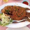 ปลาแรดราดพริก