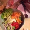 สลัดผักแก้เลี่ยน