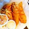 Fish n Chips ปลาทอดแป้งเบียร์