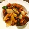 ไก่ผัดเม็ดมะม่วง ไก่อร่อย ได้เม็ดมะม่วงและแปะก๊วยมาเพียบ