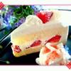 Strawberry Shot Cake หวานน้อย นุ่ม ละลายในปาก ลองแล้วไม่ผิดหวังแน่นอนค่ะ