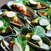 หอยแมลงภู่ นิวซีแลนด์ ยำสะดุ้ง ( ห้ามพลาด )