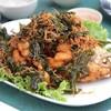 ปลาทับทิมทอดสมุนไพร