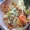 หอยทอดผัดไทย รวมจานเดียว