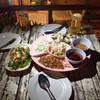 หมูมะนาวอร่อยมาก หอยนางรมทรงเครื่องก็เด็ด