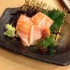 Salmon Sasimi