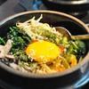 ข้าวยำเกาหลีมีนะจ๊ะ