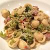 พาสต้าก้นหอยซอส Broccoli
