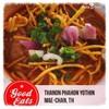 ข้าวซอยไก่เข้มข้น โปะหอมแดง ผักกาดดอง บีบมะนาว ฟิน