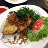ปลาสมุนไพร Deep fried fish with herbs