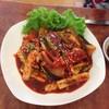 ผัดปลาหมึกซัมติงง