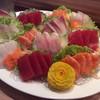 Sashimi A  LA  Carte Menu