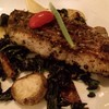 grilled Seabass (430 thb)