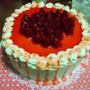 เค้กสตรอเบอร์รี่ครีมสด