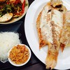 ยอมกับปลาเผา อร่อย เด็ด