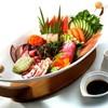 อาหารชุดรวมซาซิมิ สดทุกวัน