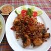 ปลาคังคั่วพริกเกลือฮ่องกง