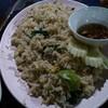 ข้าวผัดปู-จานใหญ่