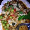 ผัดเผ็ดลูกชิ้นปลากราย (แท้) อร่อย แซ่บมาก ผ่าน