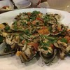 Mussel & shell Bake With White Wine Sauce