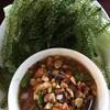 สาหร่ายพวงองุ่น(คาเวียร์สีเขียว)ที่อุดมไปด้วยแร่ธาตุและวิตามิน